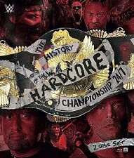 Wrestling History of the WWE Hardcore Championship 24/7 Blu-ray Brand NEW 2016
