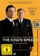 THE KING'S SPEECH - DIE REDE DES KÖNIGS DVD NEU