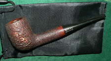 Seita' St Claude' Vintage French Tobacco Pipe & Cover. Used. Solid Condition.