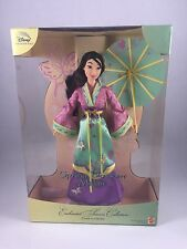 Disney's Mulan Spring Blossom Collection Doll By Mattel 29191