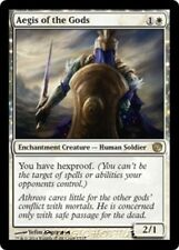 AEGIS OF THE GODS Journey into Nyx MTG White Creature — Human Soldier RARE