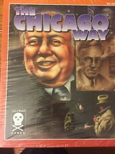 Jolly Roger Games  THE CHICAGO WAY Factory Sealed NIB Machine Wins Again