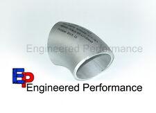 "Turbo Manifold Butt weld Steam Pipe Bend - 304 STAINLESS 32mm 1-1/4"" inch 45 deg"
