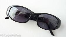 Momo Design Italy große Cateye-Sonnenbrille mit Akzentbügel entspiegelt GR:L NEU