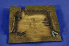 VERLINDEN PRODUCTIONS #2538 WWII Luftwaffe Revetment in 1:72