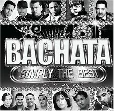 Bachata Simply The Best (2007, CD NEUF)