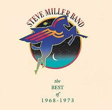 Steve Miller Band Best Of 1968-1973 CD NEW SEALED The Joker/Gangster Of Love+