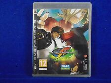*ps3 KING OF FIGHTERS XII 12 (No Manual) SNK Fighting Game PAL ENGLISH Version