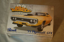 Revell Muscle 1/24 - '71 Plymouth GTX - Model Kit - Sealed