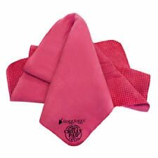 Frogg Toggs Chilly Pad Evaporative Cooling Snap Towel Hot PINK CP100-11 New