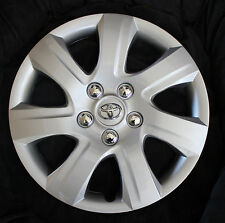 """ONE REPLACEMENT 16"""" Toyota Camry 2010 2011 2012 Hubcap Wheel Cover 44516S"""