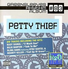 NEW Petty Thief [pa] CD (CD) Free P&H