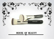HAKURO H50 Flat Top Foundation Brush 100% GENUINE FROM OFFICIAL RETAILER IN UK