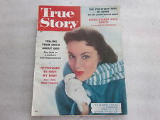 1957 True Story December Issue The Prettiest Girl in Town, Telling Your Children