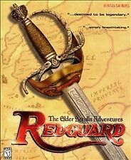 The Elder Scrolls Adventures Redguard PC Complete 1998