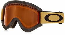 New OAKLEY E-FRAME SNOW - Copper Camo w/ Persimmon Lense Goggle OO7042-01 138