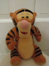 "1998 Mattel Winnie Pooh Talking Tigger Plush Fully Jointed Stuffed Toy 11"" Works"