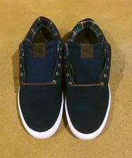Osiris Caswell VLC Mens Size 13 Navy Blue Caswell Berry Skate Shoes Sneakers
