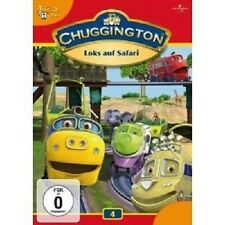 CHUGGINGTON VOL. 4: LOKS AUF SAFARI -  DVD NEUWARE