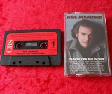 MC Neil Diamond - Headed for the future - Musikkassette Cassette