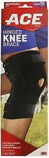3 M Ace Hinged Knee Brace Adjustable Firm-Stabilizing Support Neoprene Material