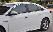 14pcs Stainless Steel Full Window Trim Sill for Chevrolet Cruze Sedan 2009-2014