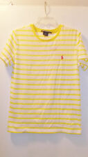 RALPH LAUREN COTTON SHORT SLEEVE TEE TOP NWT MISSES LARGE
