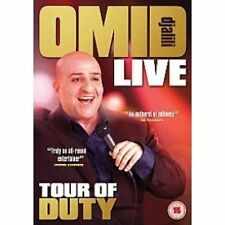 Omid Djalili: Tour Of Duty [DVD], Good DVD, ,