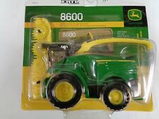 NEW John Deere 8600 Self-Propelled Forage Harvester Collector Card, 1/64 (53355)