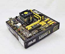 AMD A8 7650K 3.8Ghz Quad Core Asus A88XM-A HDMI CPU Motherboard Bundle NO RAM