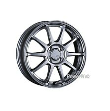 NEW SSR GT V02 15x6 4-100 +45 ASH SILVER 15inch *1rim price official