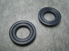 11mm Oil Drain Plug Gasket Washer - Blue Rubber - Pack of 2 - Ships Fast!