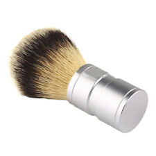 Newest Badger Hair Shaving Brush Silvertip Stainless Metal Handle Barber