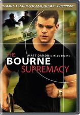 The Bourne Supremacy: Matt Damon / Jason Bourne Jacket Screen Movie Wardrobe COA