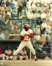 Richie DICK ALLEN 8x10 ACTION PHOTO Major League Baseball ST LOUIS CARDINALS #15