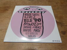 JULIA STONE - THE DO - BEADY EYE - LYKKE LI - YELLE!!!!!!!!!!!!!!!!!! RARE CD