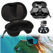 Diving Mask Scuba Glasses Case Protector Container Organizer Box For Gopro 3 Plu