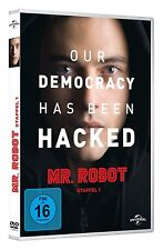 OUR DEMOCRACY HAS BEEN HACKED - MR.ROBOT-STAFFEL 1 3 DVD NEU
