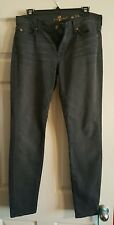 7 for all Mankind Women's Jeans- The skinny, Size 30