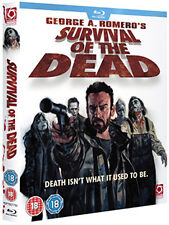 SURVIVAL OF THE DEAD - BLU-RAY - REGION B UK