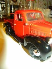 Old CLASSIC 1941 PLYMOUTH Pick Up.. TOY Vintage TRUCK.. Really Sharp w/Details