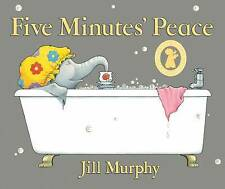 Five Minutes' Peace by Jill Murphy, Book, New (Paperback, 2016)