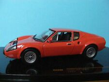 Ligier JS2 Coupe in Orange 1972 by IXO 1:43 rare