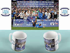 Preston North End Fc Liga 1 play-off ganadores 2015 Taza