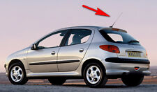 PEUGEOT 206 BLACK RUBBER REPLACEMENT AM/FM AERIAL ANTENNA ROOF MAST