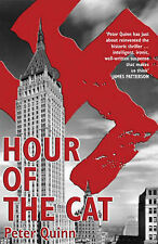 Hour of the Cat, Peter Quinn, Very Good Book