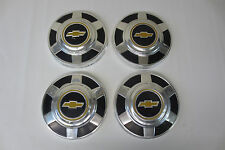 1970's 1980's CHEVY 1 OR 3/4 TON PICKUP TRUCK VAN DOG DISH HUBCAPS CAPS 10-1/2""