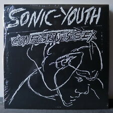 SONIC YOUTH 'Confusion Is Sex' Vinyl LP NEW & SEALED