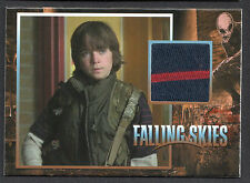 FALLING SKIES (Rittenhouse) Costume Card #CC34 DYLAN AUTHORS as JIMMY (#195/375)