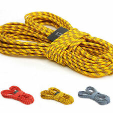 8mm*10m Climbing Rope Rappelling Rope Auxiliary Rope Static Rope Safety Rescue